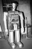 Swiss Robot Photographic Print