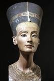 Bust of Nefertiti Fotografická reprodukce