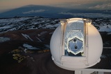 Keck Telescope Photographic Print by Roger Ressmeyer