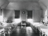 Ward Room in Hospital Photographic Print