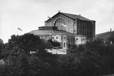 Festspielhaus Photographic Print