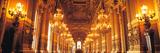 Interior Opera Paris France Fotografie-Druck