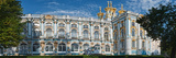 Facade of a Palace, Catherine Palace, Tsarskoye Selo, St. Petersburg, Russia Photographic Print