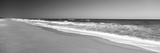 Route A1A, Atlantic Ocean, Flagler Beach, Florida, USA Fotodruck