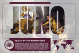Juno Mythology Poster Prints by Christopher Rice