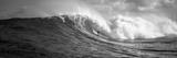 Surfer in the Sea, Maui, Hawaii, USA - Fotografik Baskı