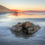 Day's End at Drakes Beach, Point Reyes Photographic Print by Vincent James