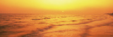 Sunset over Gulf of Mexico, Panama City Beach, Florida, USA Photographic Print