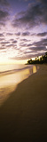 Beach at Sunset, Lanikai Beach, Oahu, Hawaii, USA Photographic Print