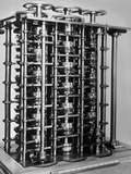 Difference Engine No. 1 Photographic Print by Charles Babbage