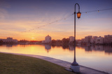 Oakland Lakeside Scene Photographic Print by Vincent James