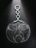 Iron Age Bronze Mirror Photographic Print