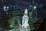 Space Shuttle Buran Photographic Print by Roger Ressmeyer
