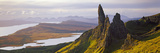 Old Man of Storr Mountains, Isle of Skye, Inner Hebrides, Highland Region, Scotland - Fotografik Baskı
