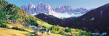Dolomite Italy Photographic Print