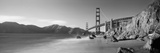 Bridge across a Sea, Golden Gate Bridge, San Francisco, California, USA Photographic Print