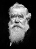 Senior Man Portrait, Ca. 1910 Photographic Print