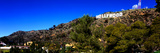 Low Angle View of Hollywood Sign, Hollywood Hills, Hollywood, Los Angeles, California, USA Photographic Print