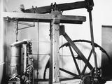 James Watt's Steam Engine Photographic Print by Philip Gendreau