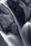 Cascade Detail, Yosemite National Park Fotografisk tryk af Vincent James