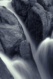 Cascade Detail, Yosemite National Park Photographic Print by Vincent James