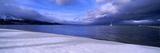 Clouds over a Lake, Lake Tahoe, California, USA Photographic Print