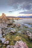 Moody Lakeside Scene at Mono Lake, Sierra Nevada Photographic Print by Vincent James