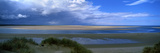 Clouds over Budle Bay, Northumberland, England Photographic Print