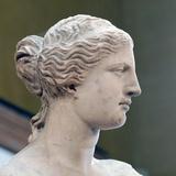 Head of Venus De Milo Photographic Print