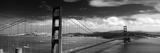 Bridge over a River, Golden Gate Bridge, San Francisco, California, USA Photographic Print