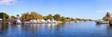 Intercoastal Waterway at West Palm Beach, Palm Beach County, Florida, USA Photographic Print
