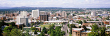 High Angle View of a City, Spokane, Washington State, USA Photographic Print