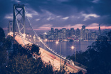 Classic City by the Bay, San Francisco Photographic Print by Vincent James