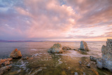 Autumn Morning at Mono Lake, Sierra Nevada Photographic Print by Vincent James