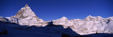 Mt Matterhorn from Riffelberg, Zermatt, Valais Canton, Switzerland Photographic Print