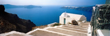 Steps Leading to Church, Santorini, Cyclades Islands, Greece Photographic Print