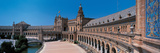 Plaza Espana Seville Andalucia Spain Photographic Print