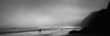 Surfers on the Beach, Point Reyes National Seashore, Marin County, California, USA Fotografisk tryk