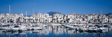 Boats at a Harbor, Puerto Banus, Costa Del Sol, Andalusia, Spain Photographic Print