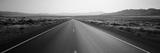 Desert Road, Nevada, USA Fotografická reprodukce