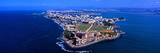 Aerial View of the Morro Castle, San Juan, Puerto Rico Photographic Print