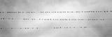 Usa, California, Flock of Birds Sitting on Power Line Photographic Print