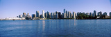City Skyline, Vancouver, British Columbia, Canada 2013 Photographic Print