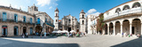 Facade of a Cathedral, Plaza De La Catedral, Old Havana, Havana, Cuba Photographic Print