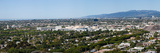 High Angle View of a City, Culver City, West Los Angeles, Santa Monica Mountains, Santa Monica Photographic Print