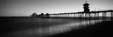 Pier in the Sea, Huntington Beach Pier, Huntington Beach, Orange County, California, USA Photographic Print