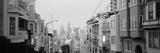 Usa, California, San Francisco, Apartment in San Francisco Fotodruck