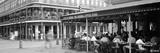 Cafe Du Monde French Quarter New Orleans La Fotografisk tryk