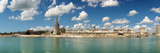 Three Towers at the Port of La Rochelle, Charente-Maritime, Poitou-Charentes, France Photographic Print