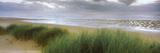 Storm Clouds over the Sea, Newburgh Beach, Newburgh, Aberdeenshire, Scotland Photographic Print